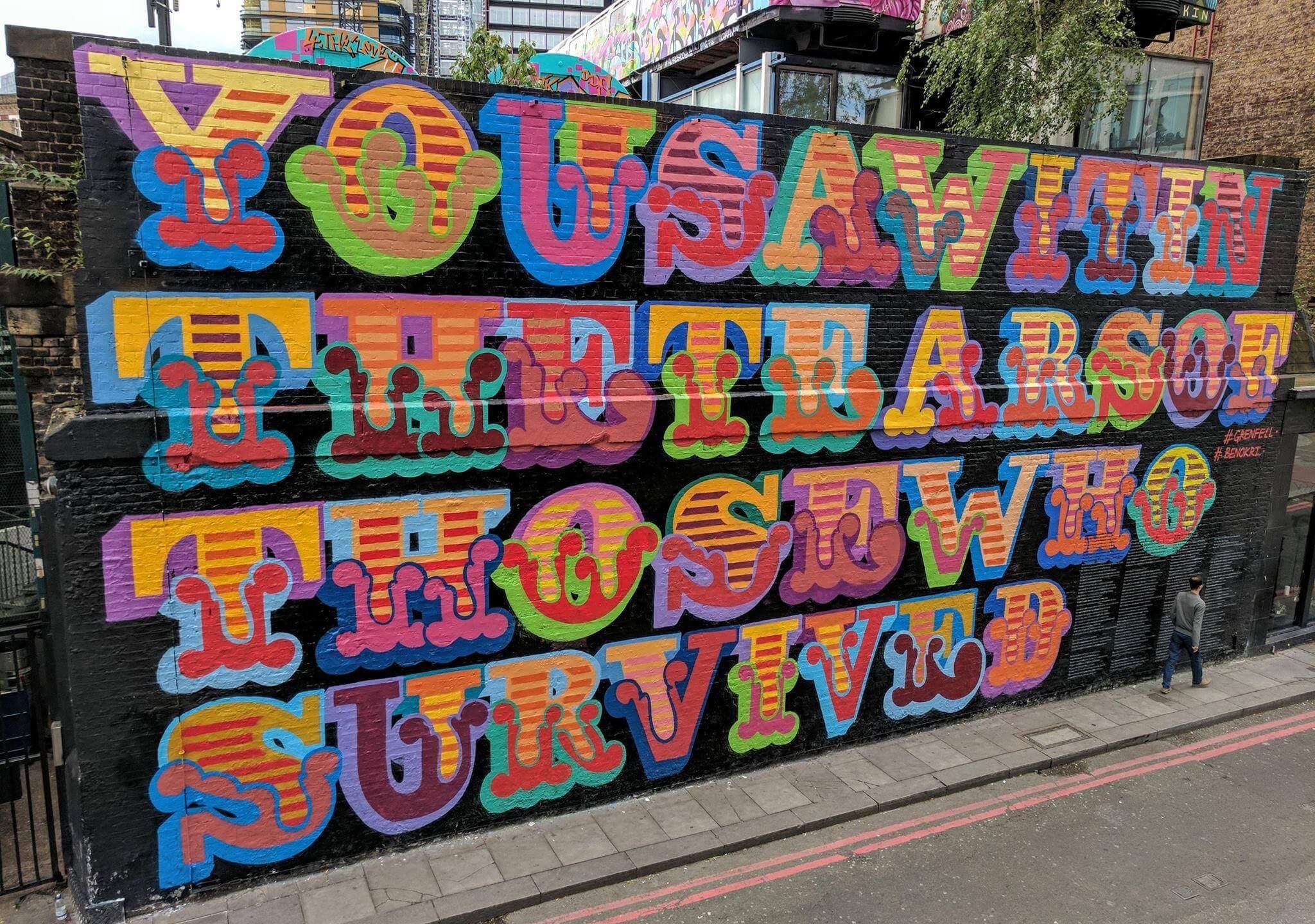 Grafitti MISS VAN  Street Art HIGH QUALITY CANVAS ART PRINT Pop Art Urbanart