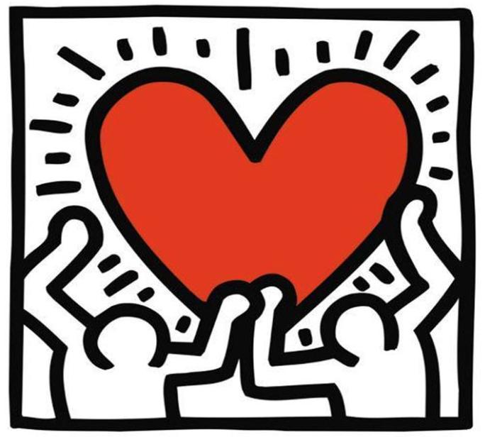 Dot Kids Workshops: Design a Keith Haring T-shirt